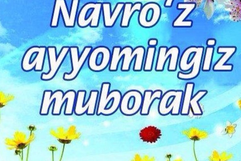 Navro'z bayram tadbiriga taqdimotlar ppt